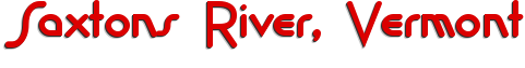 Saxtons River business directory logo